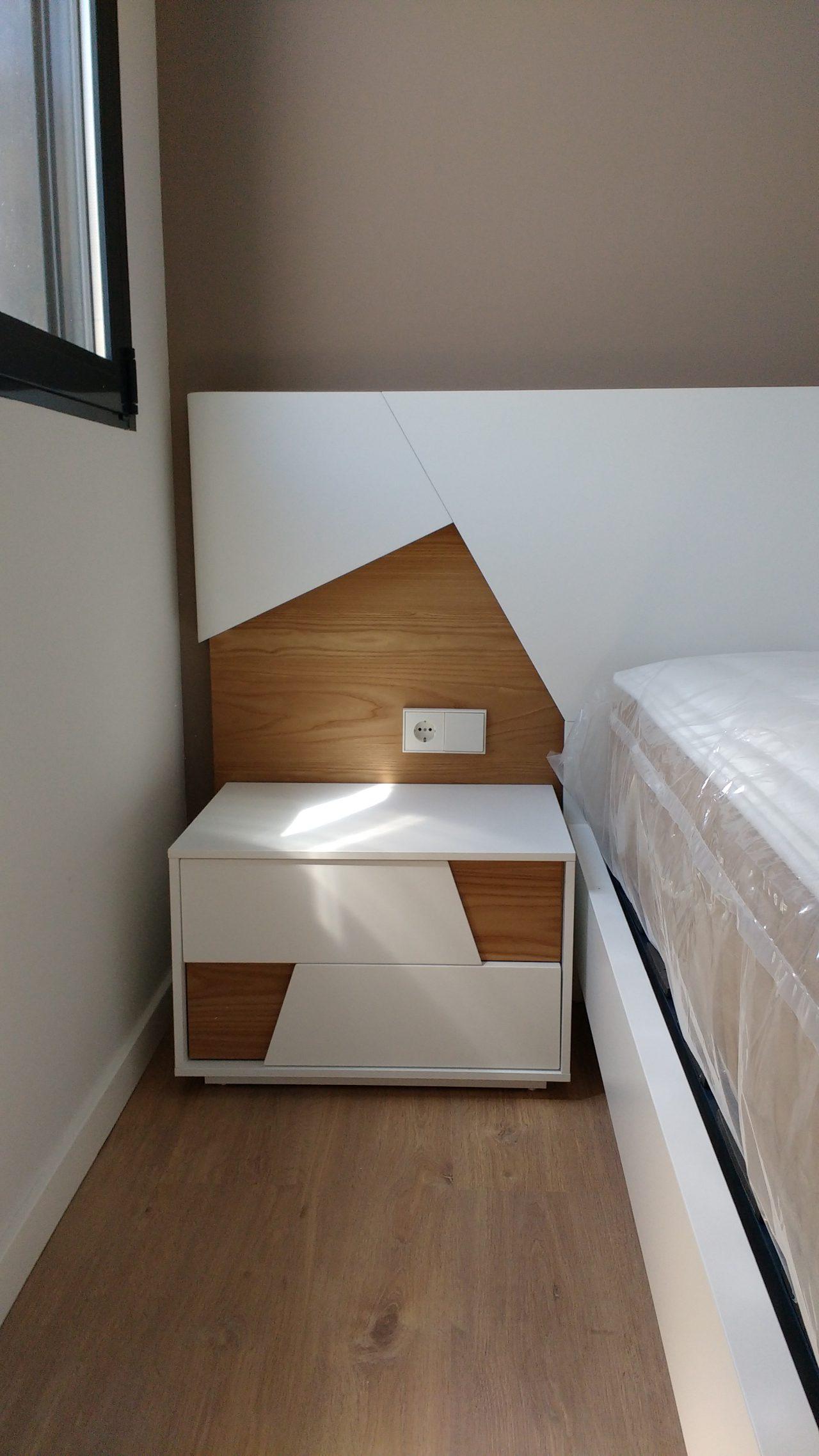 Dormitorio Principal detalle mesilla
