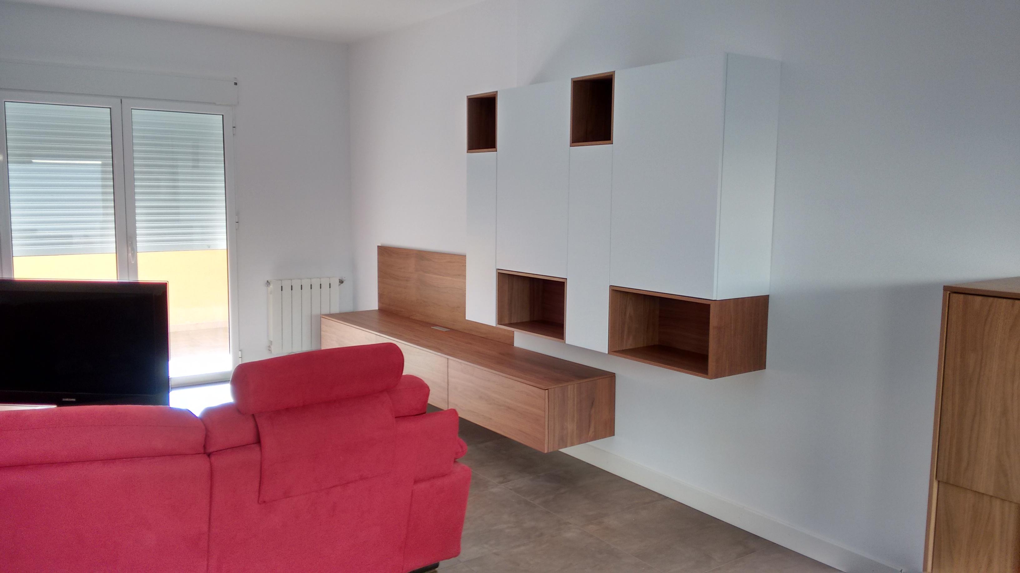 Muebles de salon modernos en Murcia