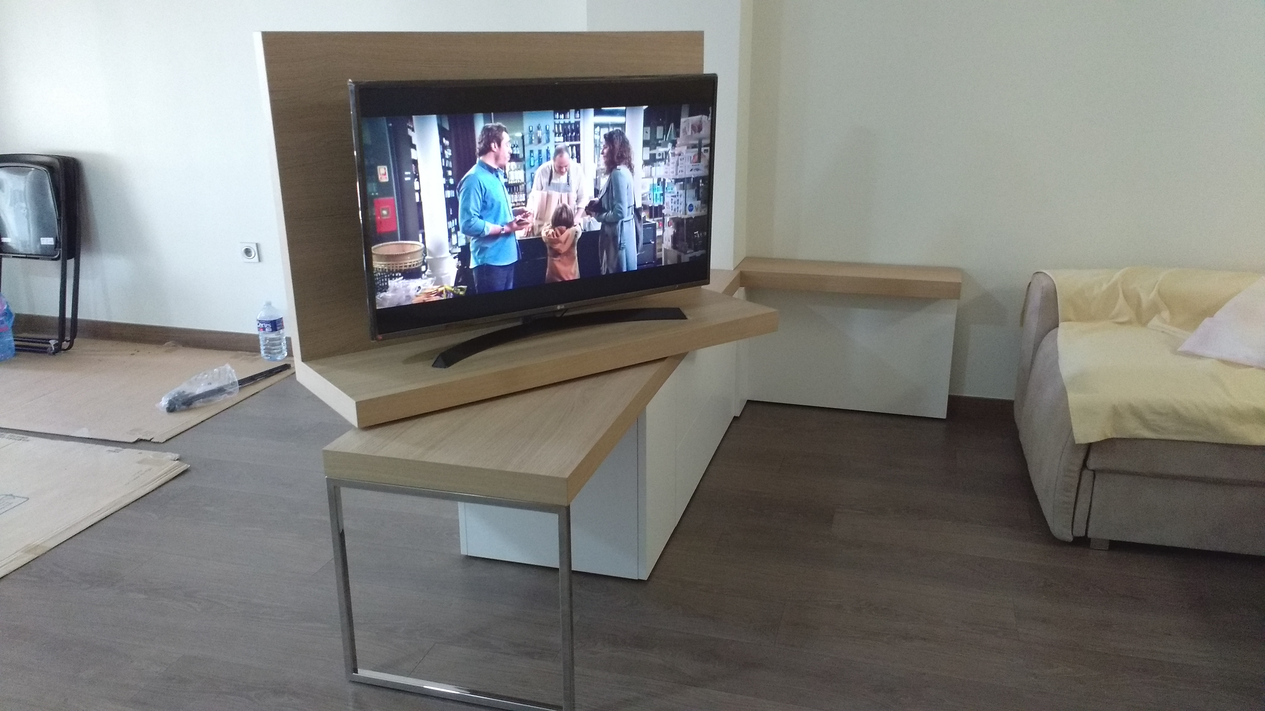 Muebles modernos a medida en Murcia