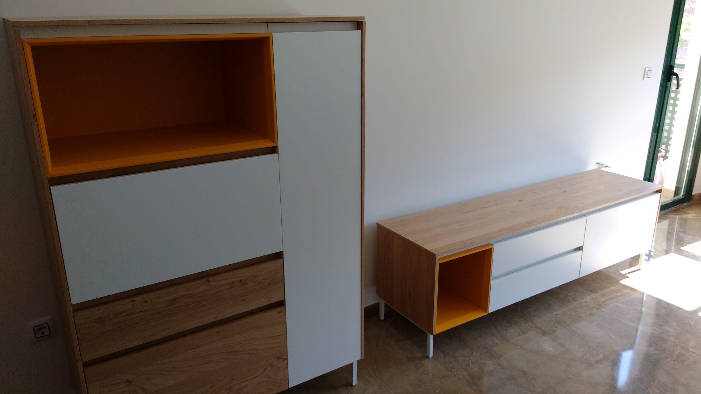 Interioristas en Murcia con muebles de marca.