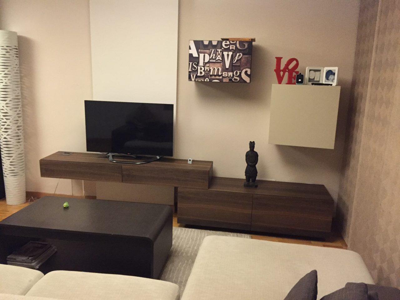 Interiorismo con muebles de marca en Murcia.