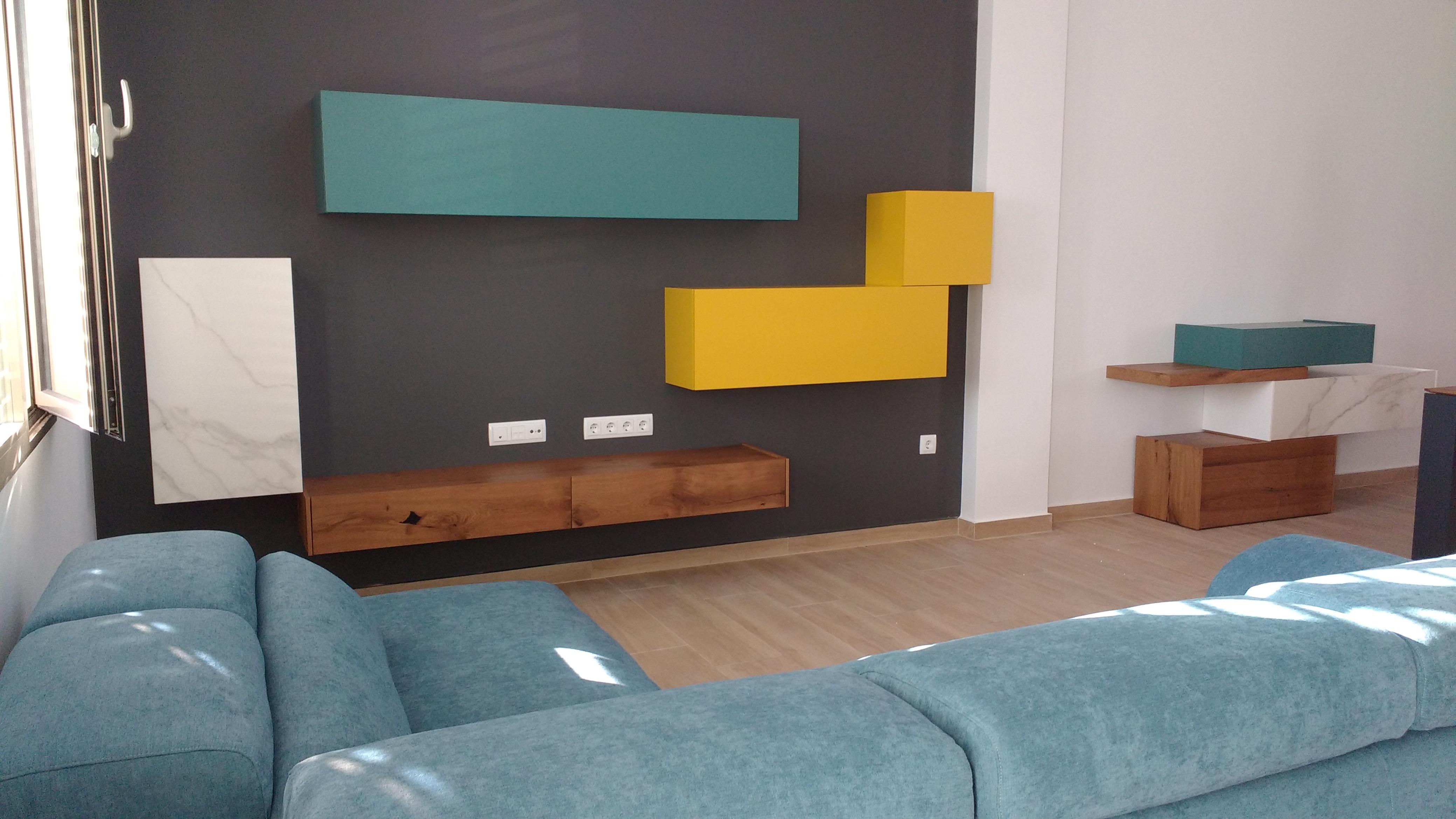 Muebles de diseño moderno en Murcia y Alicante