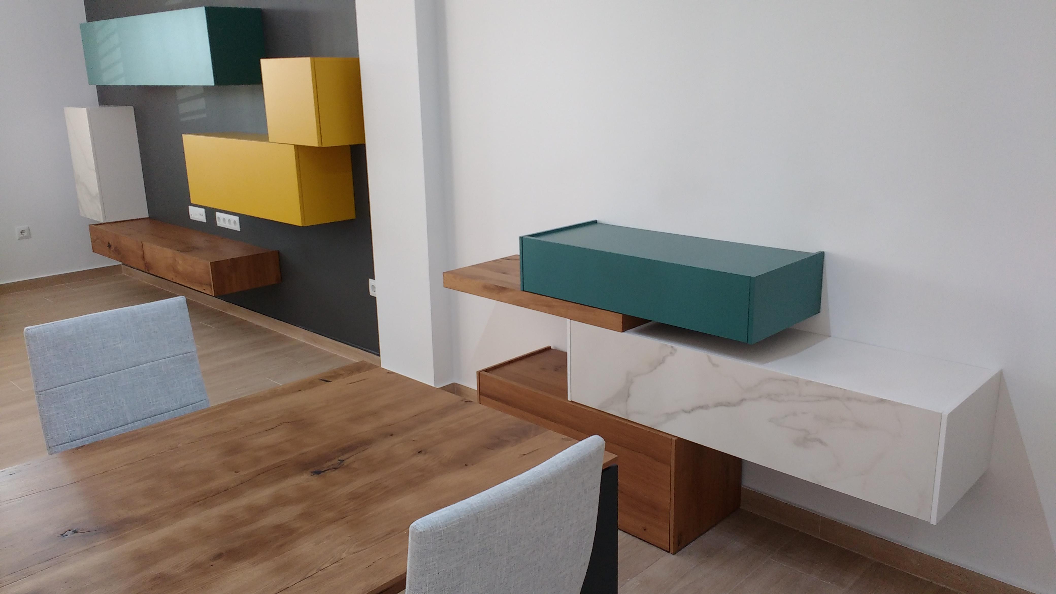 Muebles moderno en Murcia_-Somos decoradores_