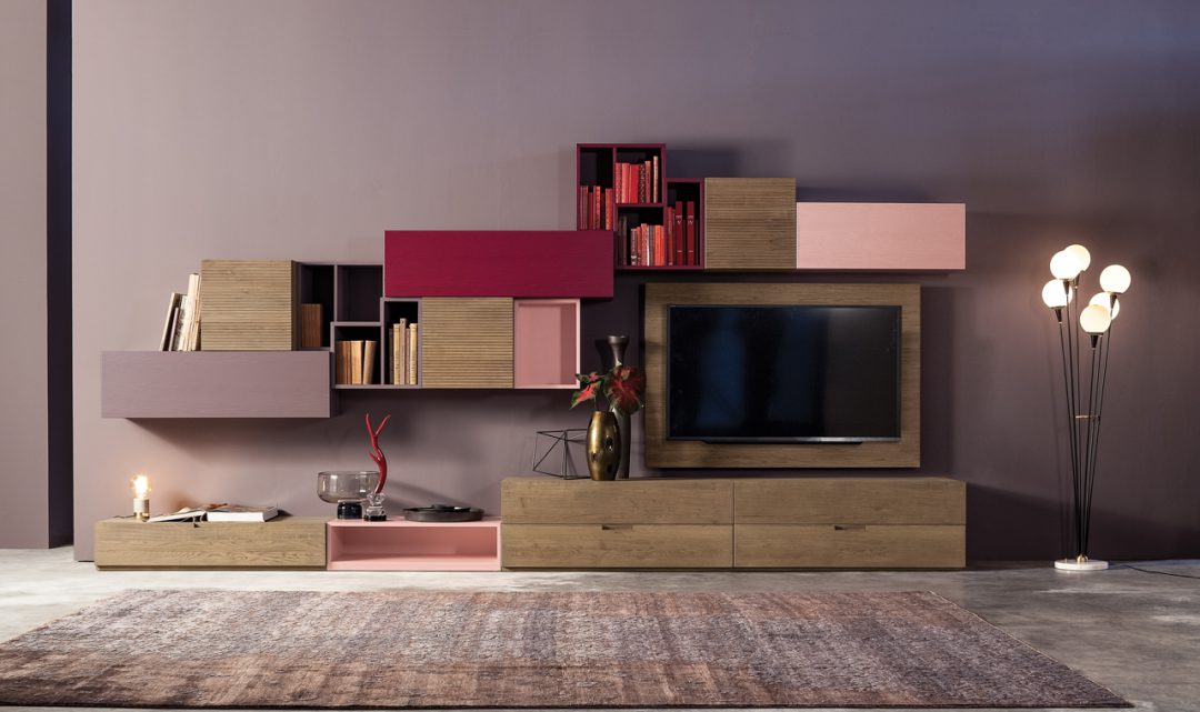 MUEBLES TV NORDICO