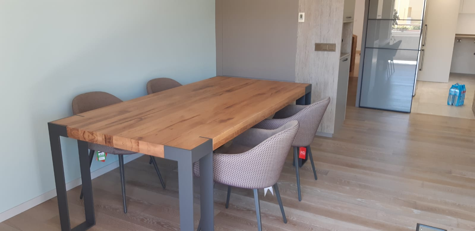 Comedores y salones modernos en Murcia