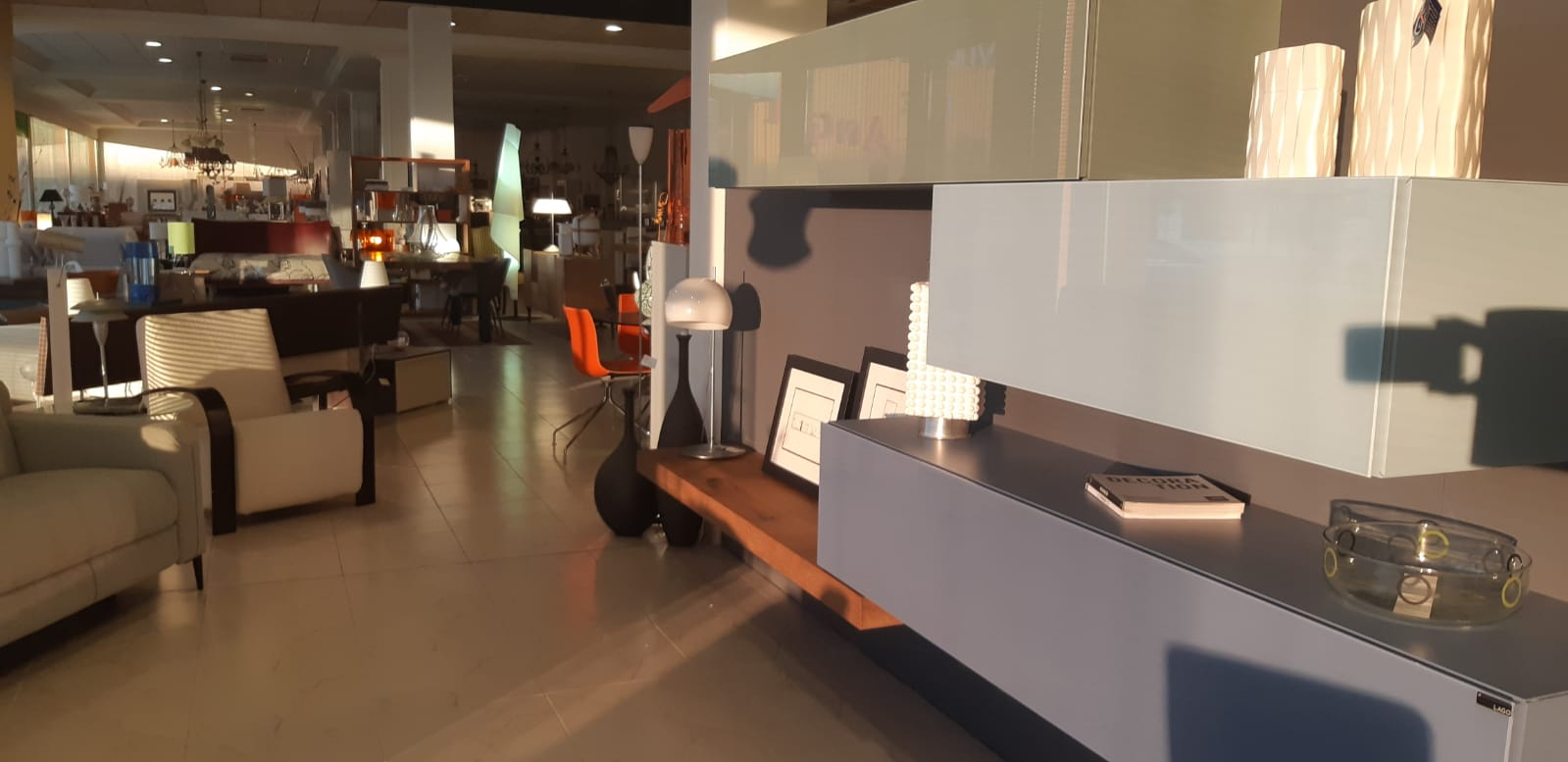 Tu tienda de muebles modernos en Murcia,Alicante y Almería.
