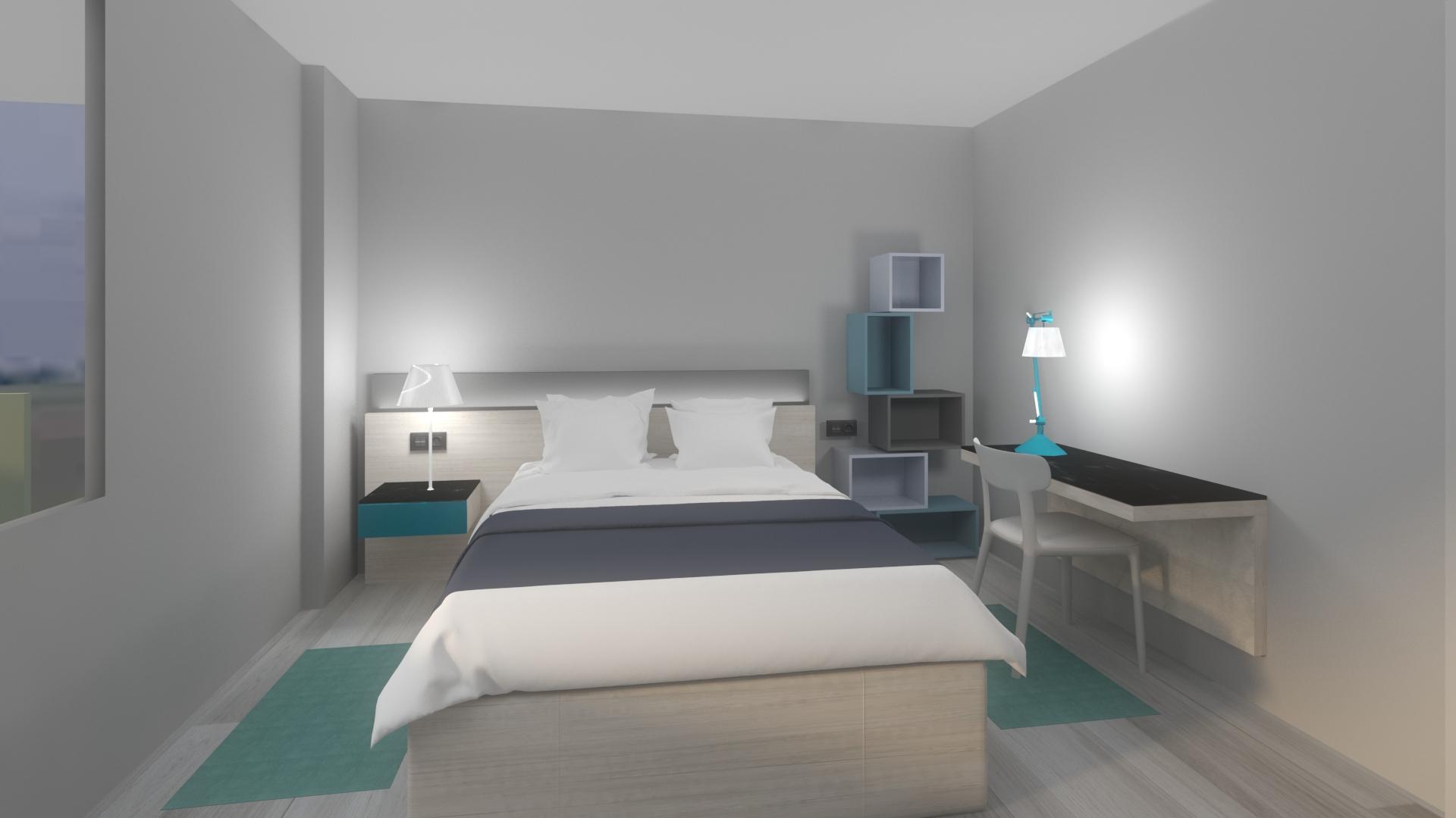 Diseño 3D con interiorismo en Murcia_Mueblería de ÁNGEL