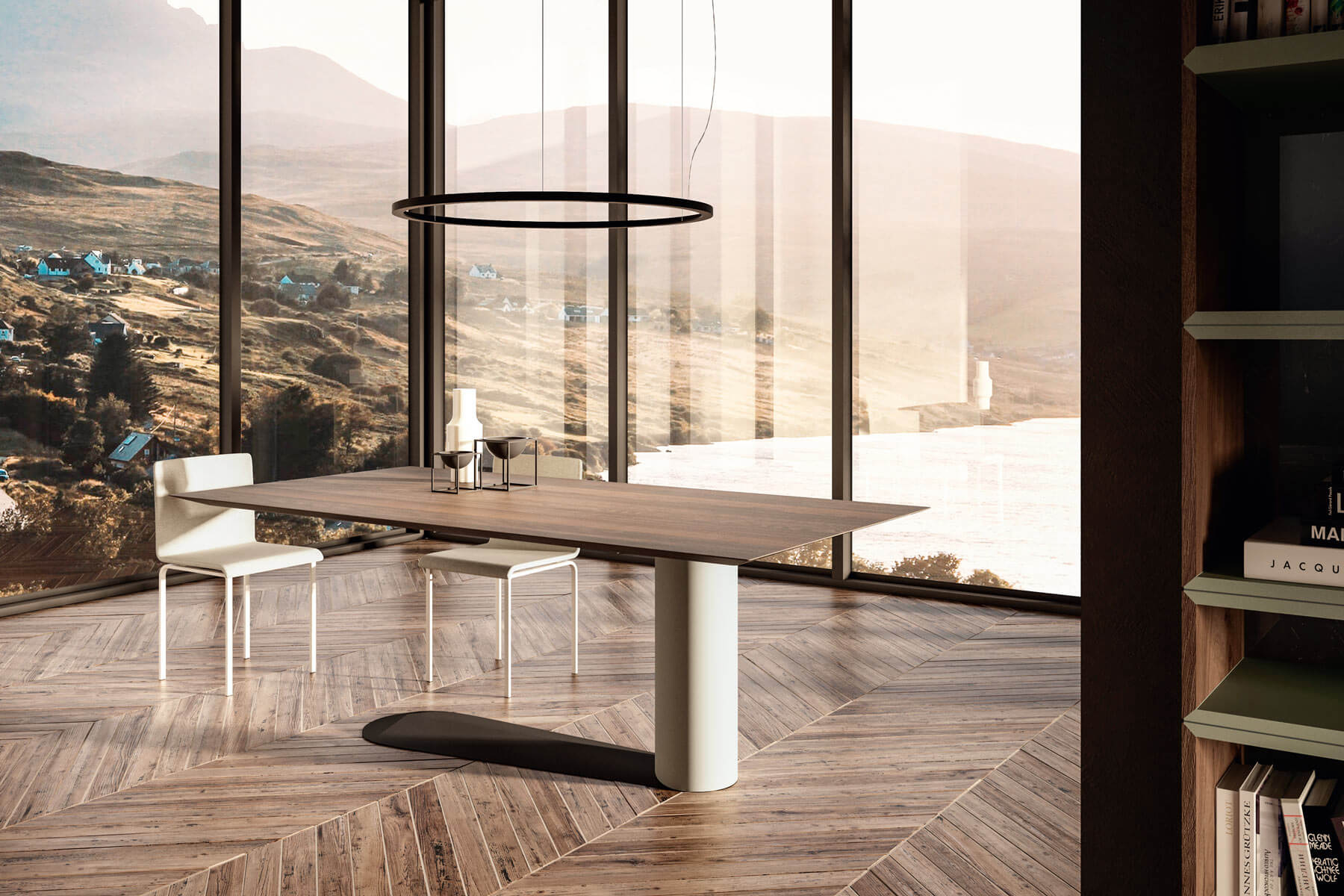 Las más bonitas mesas de diseño y modernas de Murcia las