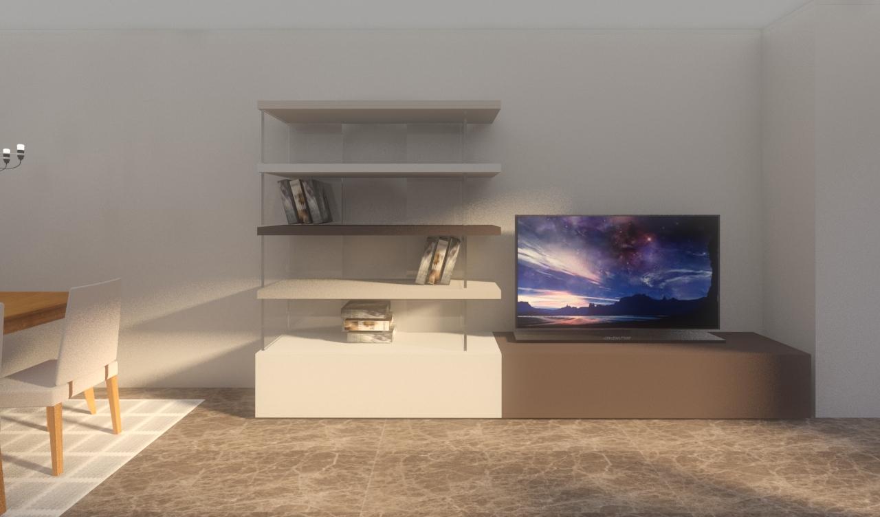 Proyectos de interiorismo 3D en Murcia en Mueblería de Ángel.